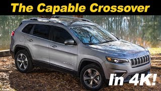 Download 2019 Jeep Cherokee First Drive Review - in 4K! Video