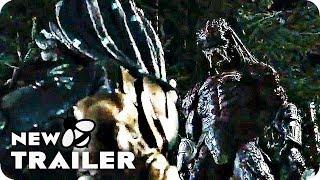 Download The Predator Trailer 2 (2018) Video