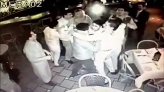 Download Restaurant Workers Mistakenly Celebrate After Thinking They Won The Powerball Video