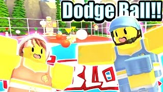 Download Roblox Dodge Ball - This Has Become One of My Favorites!! - DOLLASTIC PLAYS with SallyGreen Video