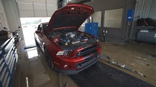 Download SHELBY GT500 MAKES 640WHP WITH 2 SIMPLE MODS! Video