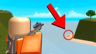 Download THE MOST INSANE SHOT in ROBLOX PRISON ROYALE Video
