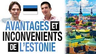 Download AVANTAGES et INCONVÉNIENTS de l'ESTONIE Video