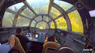 Download Star Wars Millennium Falcon Ride - Disneyland's Galaxy's Edge Video