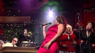 Download Darlene Love 2011 25th Anniv Christmas (Baby, Please Come Home) The Late Show David Letterman Video