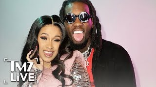 Download Cardi B: $10 Million Dollar War | TMZ Live Video