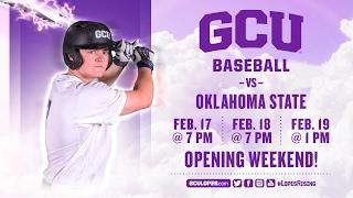 Download Baseball vs Oklahoma State Feb 17th, 2017 Video