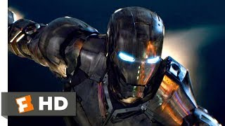 Download Iron Man (2008) - Handles Like a Dream Scene (7/9) | Movieclips Video