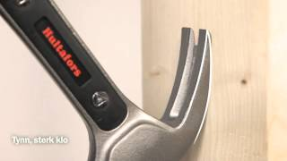 Download Hultafors - Snekkerhammer TC & TR Video