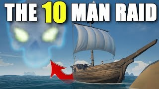 Download Sea of Thieves - The Biggest Stronghold Raid! Video