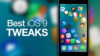 Download TOP 10 BEST iOS 9 Cydia Tweaks 2016 For iPhone & iPod Touch Video