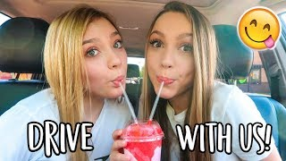 Download DRIVE WITH ME!! My Current Playlist & Taco Bell // Ft. Sasha Morga Video