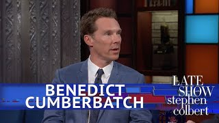 Download Benedict Cumberbatch, Not Dr. Strange, Had A Tibetan Experience Video