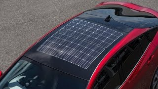 Download HOT NEWS 2017!!! Panasonic is building the solar roof for Japan's Prius plug in Video