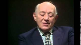 Download Rare Star Wars 1977 Alec Guinness Interview on Parkinson Talk Show Video