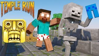 Download Monster School : Temple Run - Granny Challenge - Minecraft Animation Video