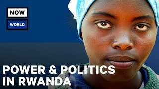 Download Power and Politics in Rwanda   NowThis World Video