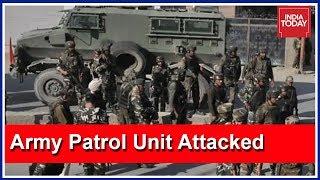Download Army Patrol Unit Targeted At Awantipora, J&K Video