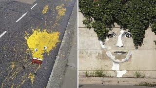 Download Zeki Sokak Sanatçıları Sıradan Şeyleri Tekrar Tasarlarsa Video