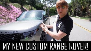 Download MY BRAND NEW RANGE ROVER! Video