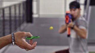 Download Fidget Spinner Trick Shots | Dude Perfect Video