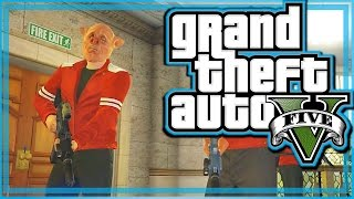 Download GTA 5 Heists Funny Moments Pacific Rim Job - We Ride Together, Robbing the Bank, and More! (Part 2) Video