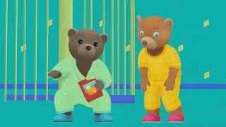 Download Petit Ours Brun 3D - La petite souris va passer Video
