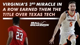 Download Virginia vs Texas Tech: The Most Thrilling National Championship Ever? Video