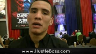 Download Oscar Valdez remembers his amateur duel with Vasyl Lomachenko: 'I went in there with no fear...' Video