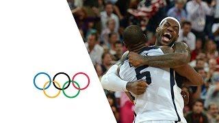 Download Basketball Men's Final - USA v Spain | London 2012 Olympics Video