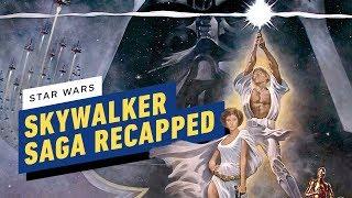Download The Star Wars Saga Timeline in Chronological Order Video