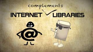 Download Why Libraries are still important Video