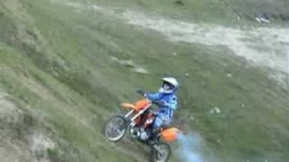 Download Enduro Antonio 7 anni primi giri con Ktm 65 sx + Brivido Video