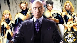 Download Professor X Confirmed for X-Men: The New Mutants Video