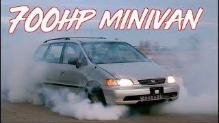 Download 700HP Honda Odyssey Minivan?! BoostedBoiz! Video
