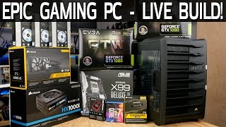 Download Epic $3500 Gaming PC Build - LIVE! Video