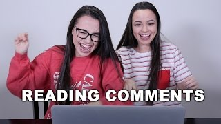 Download Reading Comments 2 - Merrell Twins Video