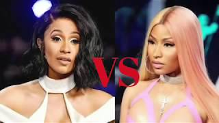 Download Cardi B vs Nicki Minaj Twerk War | nickiimaraj Video