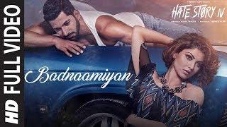 Download Badnaamiyan Full Song   Hate Story IV   Urvashi Rautela   Karan Wahi   Armaan Malik Video