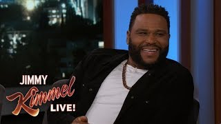Download Anthony Anderson on Friendship with Prince & 100th Episode of Blackish Video