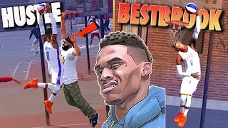 Download HUSTLE BESTBROOK At It AGAIN In The Playground - NBA 2K18 Road To 99 Video