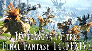 Download Top 10 Reasons to Play Final Fantasy XIV - Heavensward (FFXIV Gameplay/Commentary) Video