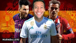 Download MY 2018-19 LA LIGA PREDICTIONS!!! Video