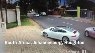 Download Over in seconds - Quick thinking Porsche driver outwits an armed hijacker -Johannesburg,South Africa Video