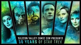 Download Silicon Valley Comic Con 2017: Star Trek: The Next Generation 30th Reunion Panel Video