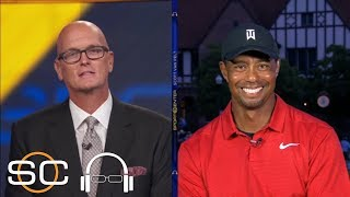 Download Tiger Woods describes emotions after winning Tour Championship | SC with SVP | ESPN Video