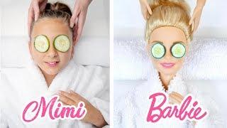 Download MIMI LAND imita el instagram de BARBIE - Me convierto en muñeca 💜 Video