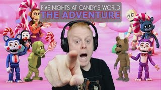 Download FIVE NIGHTS AT CANDY'S WORLD: THE ADVENTURE | EARLY ACCESS ALPHA DEMO - THE HUNT FOR LOLLIPUP - FNAC Video