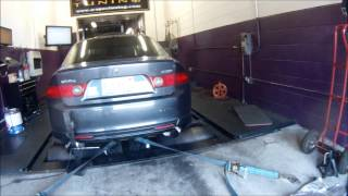 Download ProFunction TSX Dyno Session - 225whp All Motor Video