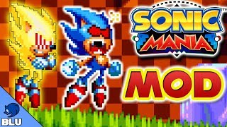 Sonic Mania MOD: Sonic EXE - En Español Free Download Video MP4 3GP